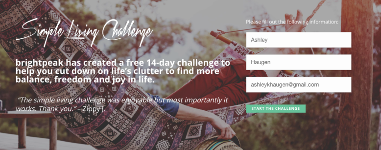 simple-living-challenge-brightpeak-financial